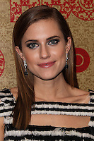 BEVERLY HILLS, CA - JANUARY 12: Allison Williams at the HBO 71st Annual Golden Globe Awards After Party held at The Beverly Hilton Hotel on January 12, 2014 in Beverly Hills, California. (Photo by Xavier Collin/Celebrity Monitor)