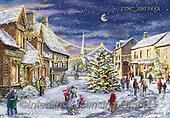 Marcello, CHRISTMAS LANDSCAPES, WEIHNACHTEN WINTERLANDSCHAFTEN, NAVIDAD PAISAJES DE INVIERNO, paintings+++++,ITMCXM1966A,#xl#