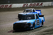 NASCAR Camping World Truck Series<br /> Eldora Dirt Derby<br /> Eldora Speedway, Rossburg, OH USA<br /> Wednesday 19 July 2017<br /> Grant Enfinger, Champion Power Equipment\ Curb Records Toyota Tundra<br /> World Copyright: Barry Cantrell<br /> LAT Images