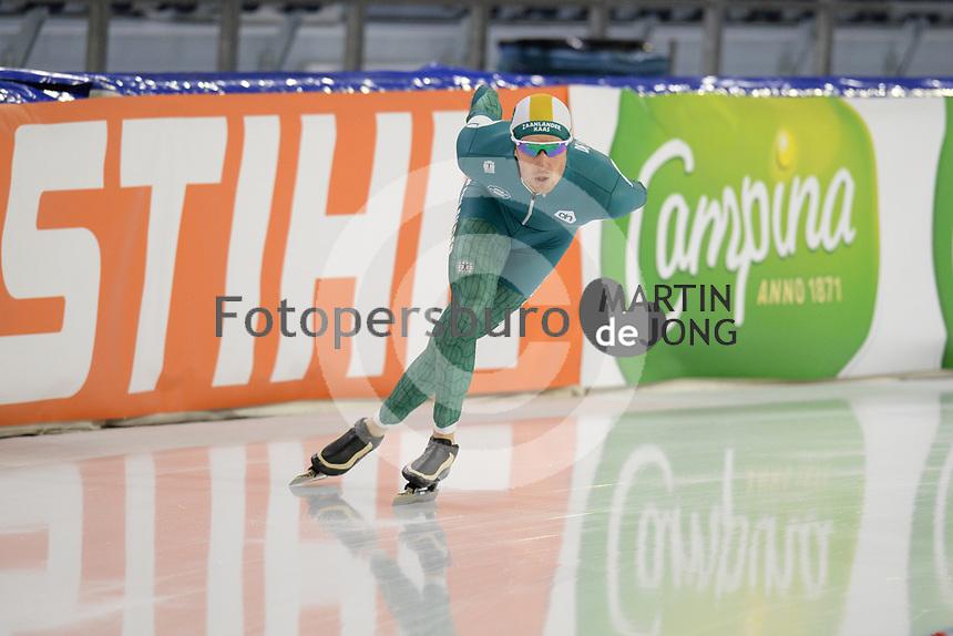 SCHAATSEN: HEERENVEEN: 30-10-2020, IJsstadion Thialf, Daikin NK Afstanden 2020, ©foto Martin de Jong
