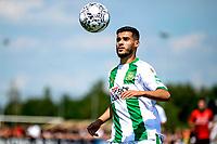 LEEK - Voetbal, Pelikaan S - FC Groningen , voorbereiding seizoen 2021-2022, oefenduel, 03-07-2021,