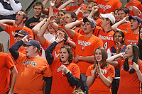 _Virginia held North Carolina State scoreless for more than 7 minutes on the way to a 59-47 victory Wednesday night at the John Paul Jones Arena in Charlottesville, VA. Virginia (14-6, 5-2 Atlantic Coast Conference) regained a share of first place in the conference. (Photo/Andrew Shurtleff)....