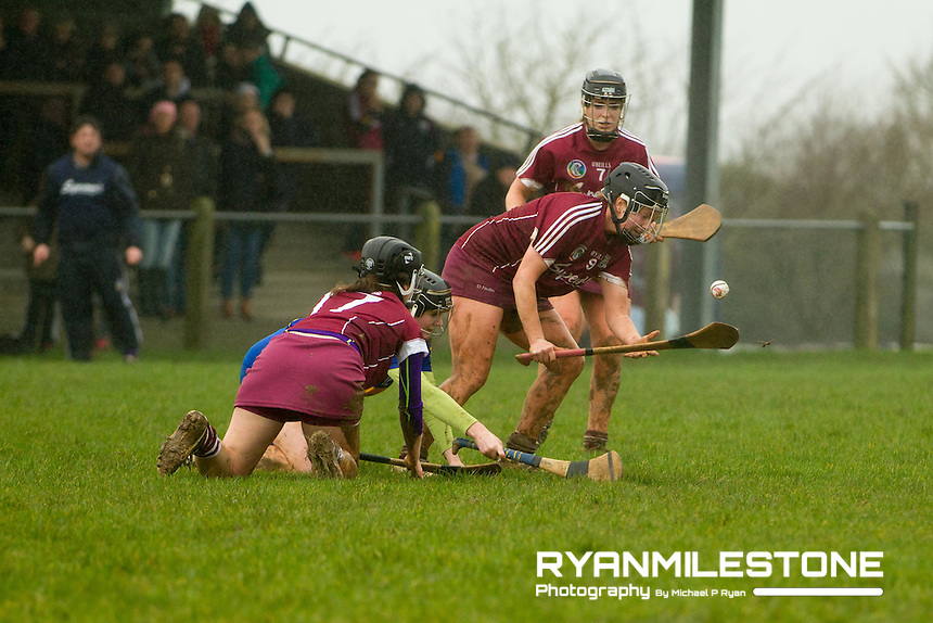 Irish Daily Star Camogie League Division One<br /> Tipperary v Galway<br /> Clodagh McGrath (Galway)
