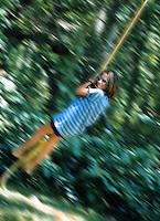 Rope swing<br />