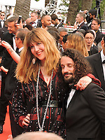 """FRA: """"THE BFG"""" Red Carpet- The 69th Annual Cannes Film Festival - Daphne Burki Gunther Love attend """"THE BFG"""". Red Carpet during The 69th Annual Cannes Film Festival on May 14, 2016 in Cannes, France."""