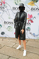 Hugo BOSS <br /> Street fashion arrivals and models at  RTW Spring 2021 Spring 2021 Ready-to-Wear Collection at Milan Fashion Week, Milano, Italy in September 2020.<br /> CAP/GOL<br /> ©GOL/Capital Pictures