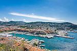 France, Provence-Alpes-Côte d'Azur, Nice: Port Lympia | Frankreich, Provence-Alpes-Côte d'Azur, Nizza: der Hafen Port Lympia