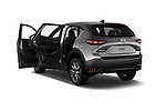 Car images of 2018 Mazda CX-5 Grand-Touring 5 Door SUV Doors