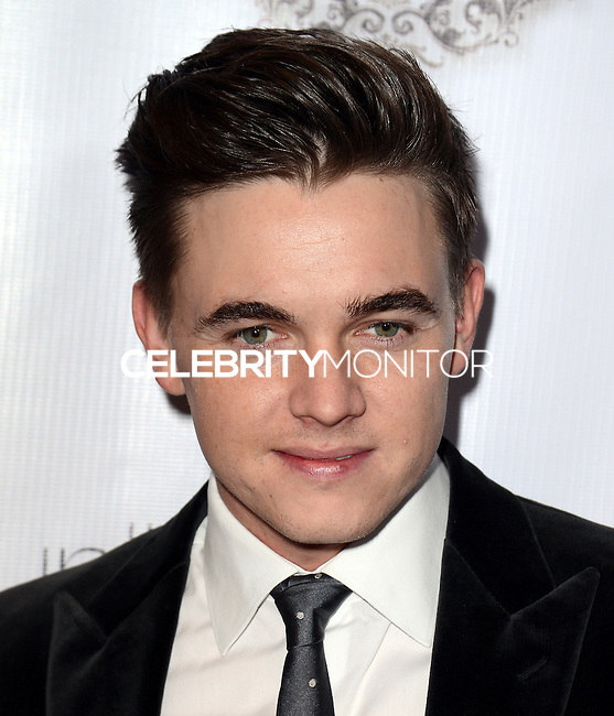 LOS ANGELES, CA, USA - NOVEMBER 08: Jesse McCartney arrives at the Unlikely Heroes' 3rd Annual Awards Dinner And Gala held at the Sofitel Hotel on November 8, 2014 in Los Angeles, California, United States. (Photo by Celebrity Monitor)