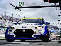#19: VAN DER STEUR RACING Hyundai Veloster N TCR, TCR: Rory van der Steur, Denis Dupont