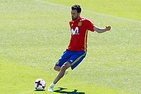 Spain's Sergio Busquets during training session. June 5,2017.(ALTERPHOTOS/Acero)