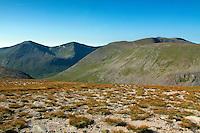 Braeriach and Sgor an Lochain Uaine from Ben Macdui, Cairngorm National Park, Badenoch & Speyside