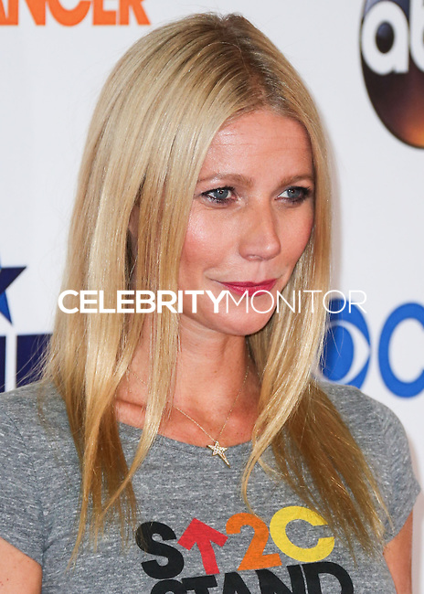 HOLLYWOOD, LOS ANGELES, CA, USA - SEPTEMBER 05: Actress Gwyneth Paltrow arrives at the 4th Biennial Stand Up To Cancer held at Dolby Theatre on September 5, 2014 in Hollywood, Los Angeles, California, United States. (Photo by Xavier Collin/Celebrity Monitor)