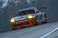 #69  Kyser Racing  Porsche  class: GT