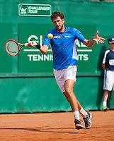 Netherlands, The Hague, Juli 26, 2015, Tennis,  Sport1 Open, Robin Haase (NED)<br /> Photo: Tennisimages/Henk Koster
