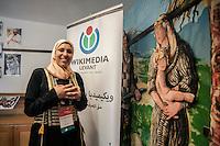 """Esino 2016 Wikimania Goes Outdoor, il primo raduno in Italia dei volontari e dei progetti Wikipedia,  dal 21 al 28 giugno a Esino Lario, 750 abitanti, sul lago di Como, la  """"Perla delle Grigne"""".  Rappresenatnte Wikipedia Palestina, Giordania, wikipedia Egitto"""