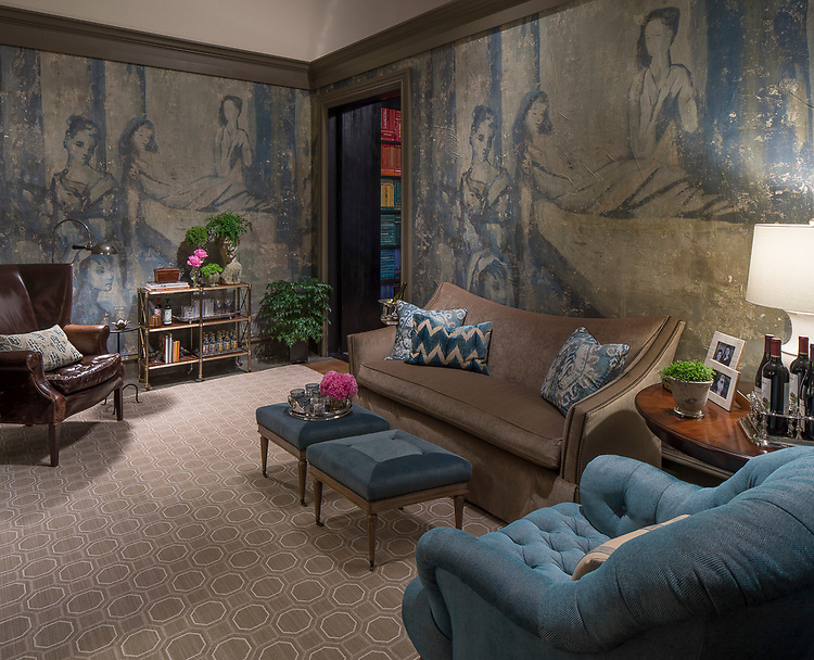Columbus Museum of Art 2017 Decorator's Show House | Sally McDonald