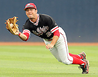 "2011-Charlottesville, Virginia-USA- ""Best of"" from the 2011 NCAA Baseball Regionals held June 3-4 at Davenport Stadium in Charlottesville, Va.  Virginia hosted Navy, St. John's and the East Carolina University Pirates. Photo/Andrew Shurtleff"