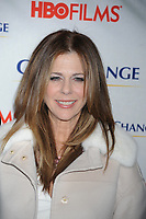 NEW YORK, NY - MARCH 07:  Rita Wilson attends the 'Game Change' premiere at the Ziegfeld Theater on March 7, 2012 in New York City. <br /> <br /> People:  Rita Wilson