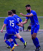 180721 Capital 3 Football - Island Bay v Petone