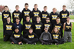 April 11, 2016- Tuscola, IL- The 2017 Tuscola Hornet 8th grade boys track team. Back row from left are Timothy Summerville, Tyyus Rennert, Donovan Chester, Hans Goodmann, Clayton Hausmann, Matthew Erickson, Nathan Koester. Middle row from left are Dustin Hale, Hayden Scott, Grant Hardwick, Tyler Bialeschki, Jimmy Rexroad-Campbell, Aiden Beachy, and Jake Dyer. Front row from left are Rohan Patel, Ben Tiezzi, Austin Becker, and Andrew Penne. [Photo: Douglas Cottle]