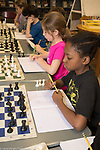 Public elementary school for gifted children grades K-6: 4th or 54h graders in chess class