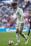 Real Madrid's Marco Asensio during the match of La Liga between Real Madrid and SD Eibar at Santiago Bernabeu Stadium in Madrid. October 02, 2016. (ALTERPHOTOS/Rodrigo Jimenez)