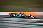 Mercedes-AMG Petronas Motorspor, Lewis Hamilton, takes part in the tests for the new Formula One Grand Prix season at the Circuit de Catalunya in Montmelo, Barcelona. February 19, 2020 (ALTERPHOTOS/Javier Martínez de la Puente)