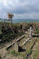 Grab an der Westküste, Insel Herm, Kanalinseln