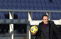 Football Soccer: Tim Cup Round of 16 Fiorentina - FC Internazionale Milano, Artemio Franchi  stadium, Florence, January 13, 2021. <br /> Fiorentina's coach Cesare Prandelli during the Italian Tim Cup football match between Fiorentina and Inter at Florence's Artemio Franchi stadium, on January 13, 2021.  <br /> UPDATE IMAGES PRESS/Isabella Bonotto