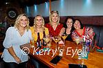 Enjoying the evening in the Tatler Jack's in Killarney on Saturday, l to r: Linda O'Sullivan (Barraduff), Triona Scannel (Kilcummin), Sinead Collins (Aghadoe), Elaine Sugure (Kilcummin) and Mary Cronin (Kilcummin).