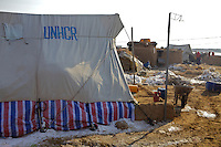 UNHCR presence at Qalin Bafan Returnee Site, North Afghanistan