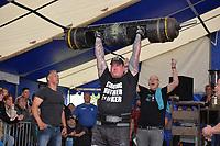 KRACHTSPORT: IJLST: 19-05-2018, Sterkste man van Fryslân, winnaar Kelvin de Ruiter uit Surhuisterveen, ©Martin de Jong