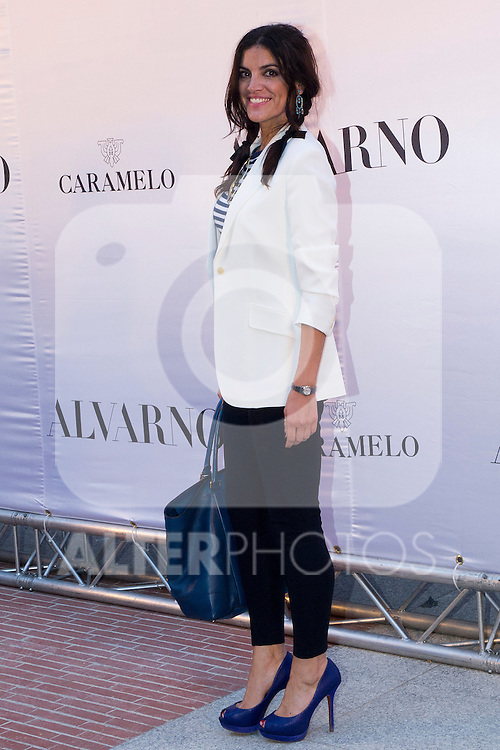 03.09.2012. Celebrities attending the Alvarno fashion show during the OFF Mercedes-Benz Fashion Week Madrid Spring/Summer 2013 at Museo Lazaro Galdiano. (Alterphotos/Marta Gonzalez)