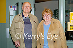 Enjoying the evening in Eabha Jones in Listowel on Thursday, l to r: Peter and Patricia Richards (Listowel and Wicklow)