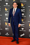 Pedro Casablanc attends to the Feroz Awards 2017 in Madrid, Spain. January 23, 2017. (ALTERPHOTOS/BorjaB.Hojas)