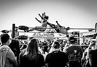 SAN JOSE, CA - SEPTEMBER 4: Lucha Libre before a game between Colorado Rapids and San Jose Earthquakes at PayPal Park on September 4, 2021 in San Jose, California.