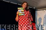 Katie Hannon (Duagh Native and RTE Journalist) launching the Asdee Community Development 5 Year Plan in Asdee on Thursday.