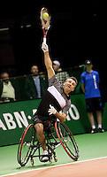 12-2-10, Rotterdam, Tennis, ABNAMROWTT, rolstoeltennis,  Olsson