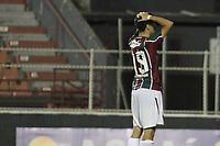Itu (SP), 11/01/2020 - Fluminense-CRB AL - Jogadores do Fluminense lamentam eliminação. Partida entre Fluminense e CRB-AL pela Copa São Paulo de Futebol Junior no estádio Noveli Junior em Itu neste sábado (11).