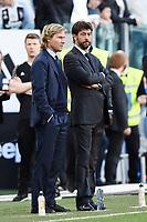 Pavel Nedved, Andrea Agnelli <br /> Torino 30-03-2019 Allianz Stadium <br /> Football Serie A 2018/2019 Juventus - Empoli <br /> Photo  Daniele Buffa / Image Sport / Insidefoto