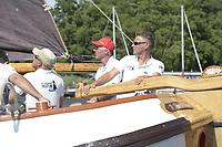 SKÛTSJESILEN: DE VEENHOOP: 06-08-2018, SKS Skûtsjesilen, ©foto Martin de Jong