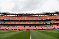 Cleveland, Ohio - Tuesday June 12, 2018: FirstEnergy Stadium, USWNT vs China PR during an international friendly match between the women's national teams of the United States (USA) and China PR (CHN) at FirstEnergy Stadium.