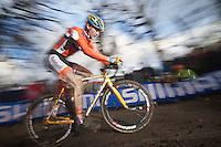 Corné van Kessel (NLD)<br /> <br /> 2014 UCI cyclo-cross World Championships, Elite Men