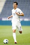 South Korea's Dong Won Ji during friendly match. June 1,2016.(ALTERPHOTOS/Acero)