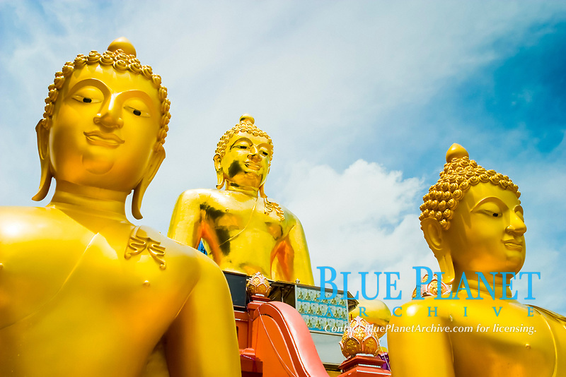 Golden Buddha statue, Golden Triangle, Chiang Rai Province, Thailand