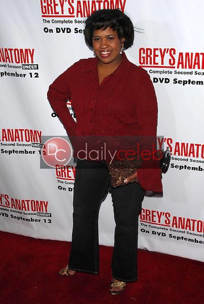 "Chandra Wilson<br />at the ""Grey's Anatomy"" Season 2 DVD Launch Party. Social, Hollywood, CA. 09-05-06<br />Dave Edwards/DailyCeleb.com 818-249-4998"