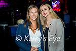 Emma Griffin from Glenbeigh celebrating her birthday in Scotts Hotel in Killarney on Saturday, l to r: Jenny Courtney (Killarney) and Emma Griffin (Glenbeigh).