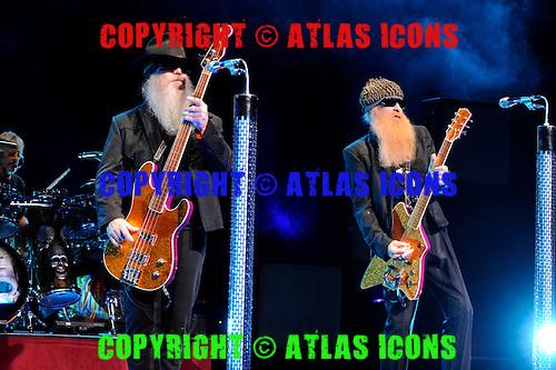 ZZ TOP, Performs At, In New York City, .Photo Credit: David Atlas/Atlas Icons.com