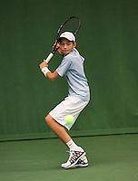 20131201,Netherlands, Almere,  National Tennis Center, Tennis, Winter Youth Circuit, Amadatus Admiraal  <br /> Photo: Henk Koster